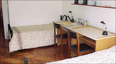 Lodging in Buenos Aires: Rooms Monserrat, Downtown, Buenos Aires