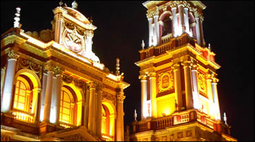 Tourism in Salta