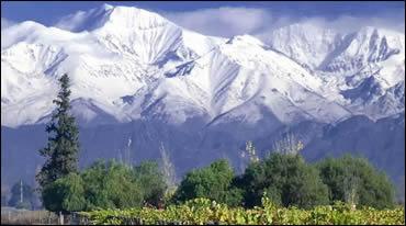 Tourism in Mendoza, Argentina