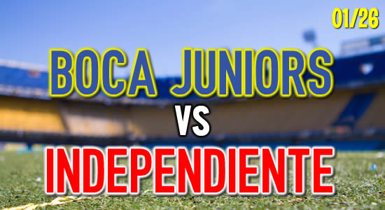 Boca Juniors Match