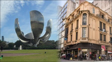 Hostels near main attractions in Buenos Aires