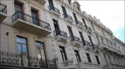 Alojamento em Buenos Aires: Sudamerika República de estudantes, Downtown, Buenos Aires