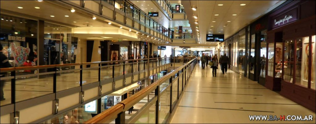SHOPPING: GALERIAS, SHOPPINGS E SHOPPING WALKS