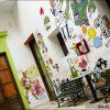 Pasillo del Hostel 06Central Buenos Aires