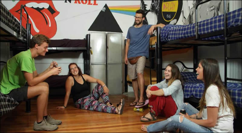 Play Hostel Soho Palermo, Buenos Aires