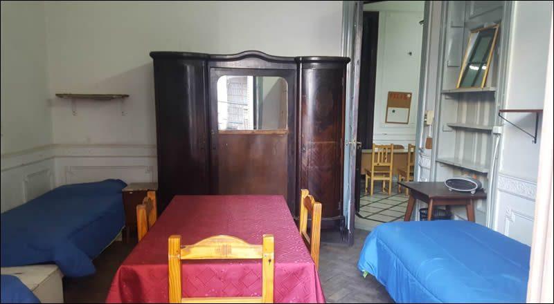 Alojamiento en Buenos Aires: Hostel Dido, Centro, Buenos Aires