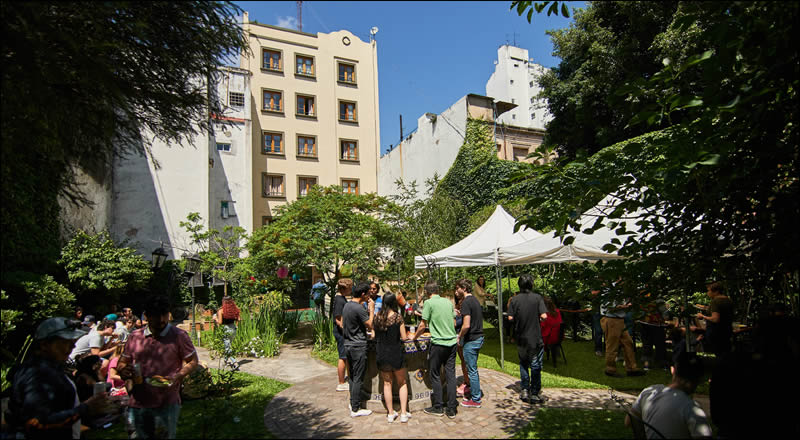 Alojamiento para estudiantes en Buenos Aires: Entis Residencia Universitaria, San Telmo, Buenos Aires