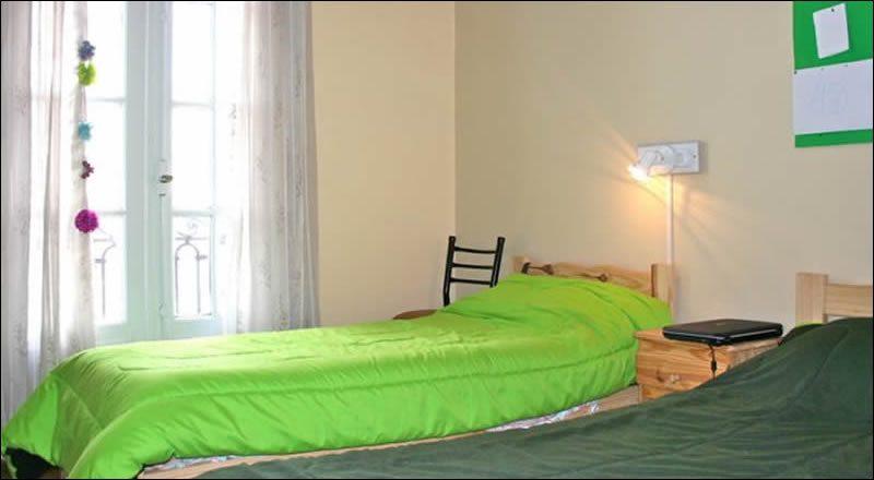 Alojamiento para estudiantes en Buenos Aires: Residencia Universitaria Gusti, Centro de Buenos Aires