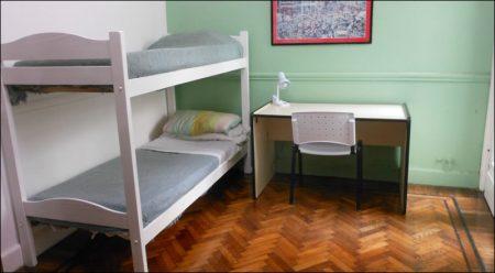 Alojamiento para estudiantes en Buenos Aires: Residencia Universitaria La Casona Monserrat, Buenos Aires