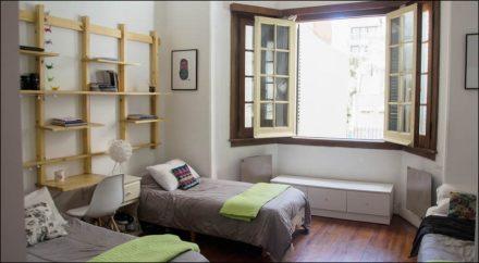 Alojamiento para estudiantes en Buenos Aires: Mansión Paloma, Belgrano, Buenos Aires