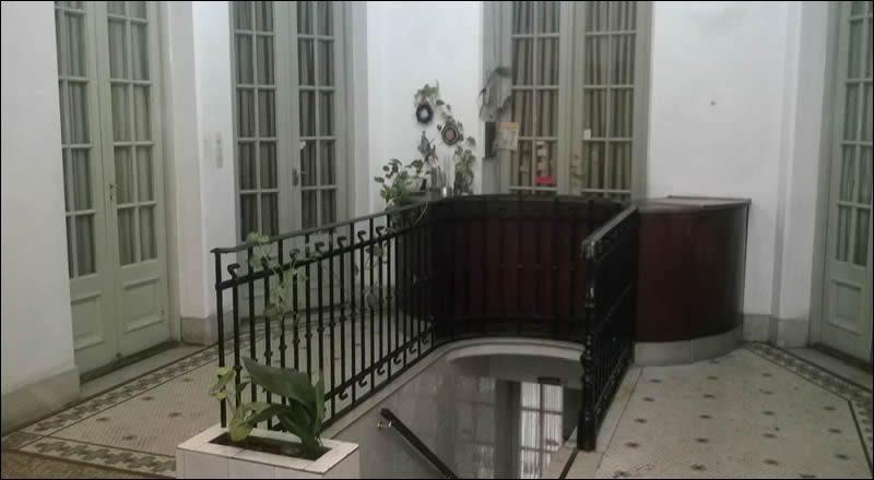 Alojamiento para estudiantes en Buenos Aires: Hotel Navia San Cristóbal, Buenos Aires