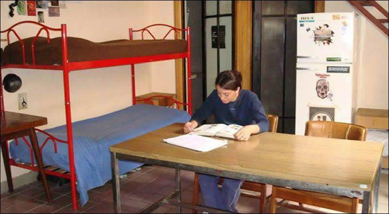 Alojamiento para estudiantes en Buenos Aires: Residencia Universus Abasto, Buenos Aires