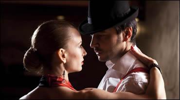 Cena Show de Tango