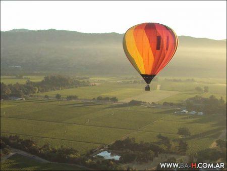 Excursión Vuelo en globo aerostático en Buenos Aires
