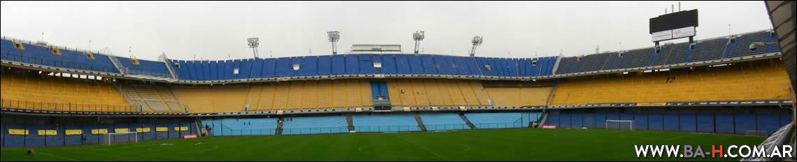 Boca Tour La Bombonera, estadio de Boca Juniors