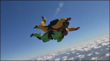 Salto en Paracaídas en Buenos Aires