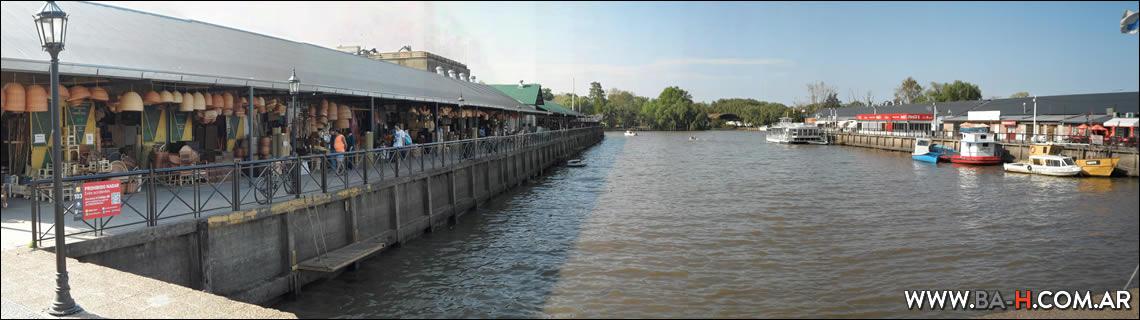 Tigre Tour, paseo por Tigre y Delta del Paraná