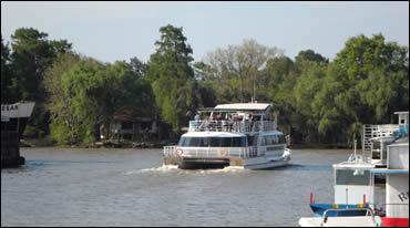 Tigre Tour, turismo en Buenos Aires
