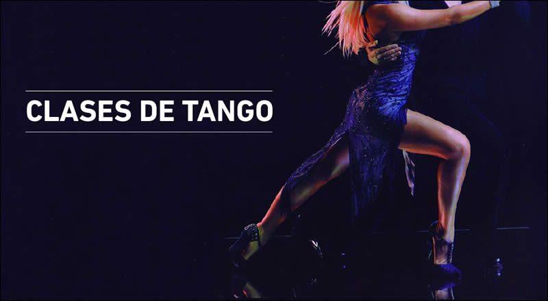 Clases de Tango, Tango en Buenos Aires