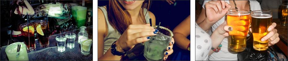 Estafas y timos si vas a beber