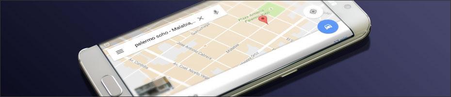 Consejos para viajeros: Google maps sin conexión