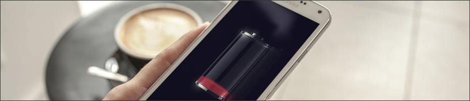 Llevar un power bank o batería externa