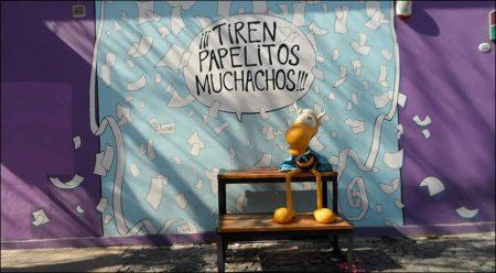 Paseo de la Historieta, Buenos Aires