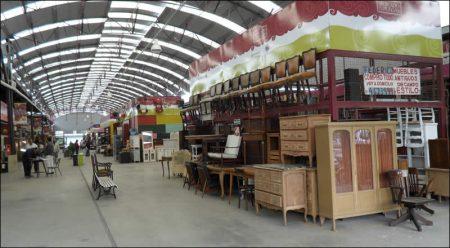 Mercado de Pulgas El Dorrego