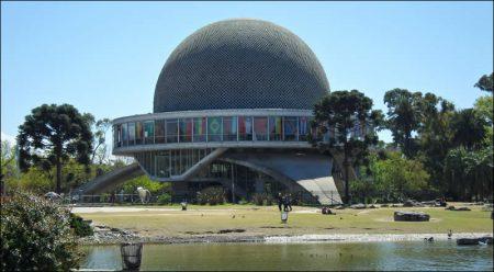 El Planetario de la Ciudad de Buenos Aires