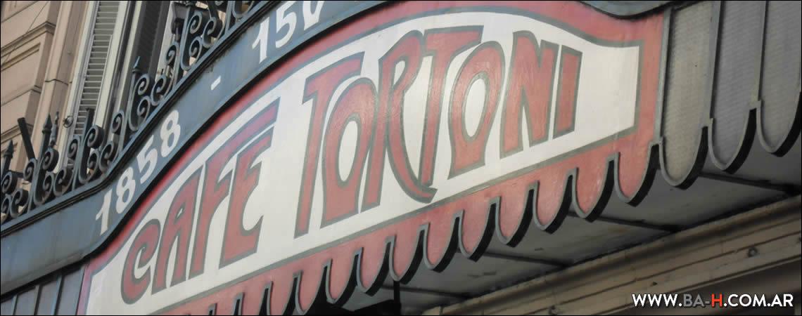 El Gran Café Tortoni