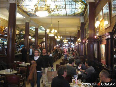 Café Tortoni, Centro de Buenos Aires