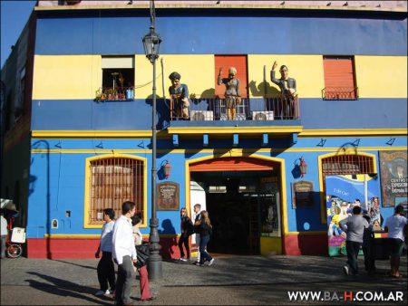 Conventillos de Caminito, La Boca