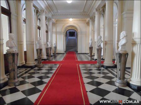 Salón de los Bustos de la Casa Rosada