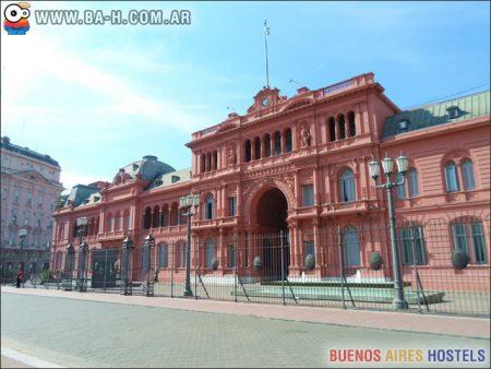 La Casa Rosada - Government House