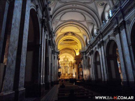 La Catedral Metropolitana por dentro
