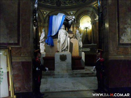 General José de San Martín, La Catedral Metropolitana