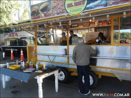 Costanera Sur carritos, food trucks