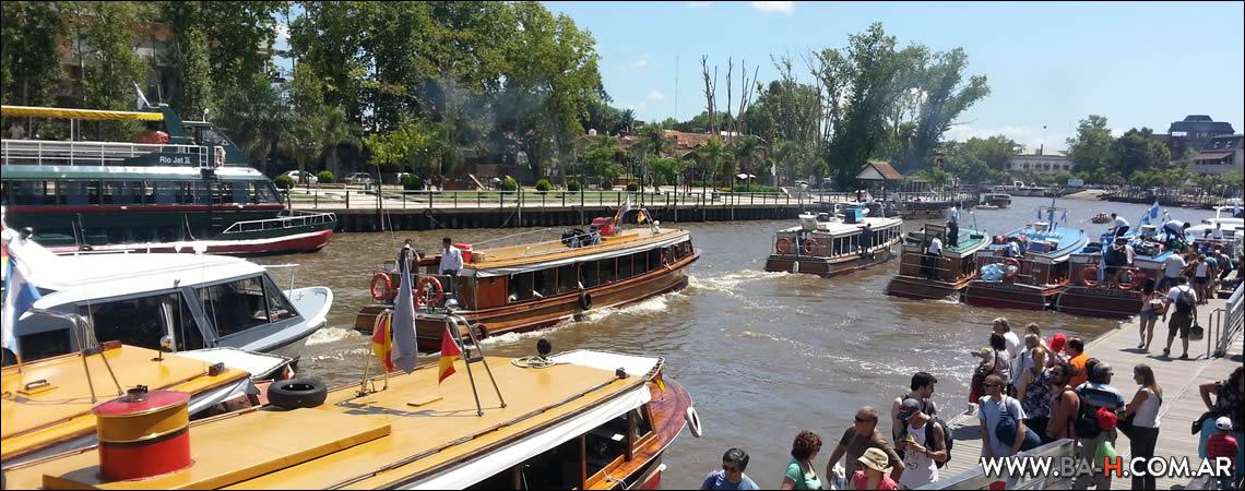 Tigre y delta del Paraná