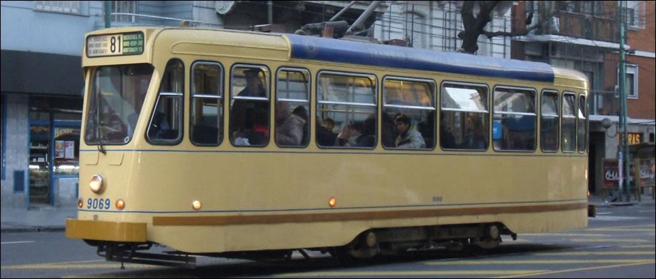 Salidas del fin de semana en Buenos Aires: Tranvía Histórico de Buenos Aires