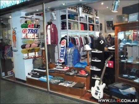 Galería Bond Street, ropa alternativa, diseño independiente