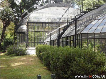 Invernaderos del Jardín Botánico