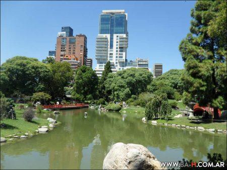 Lagos del Jardín Japonés