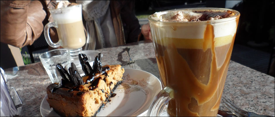 llueve en Buenos Aires: Café en Palermo