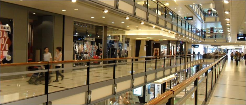 llueve en Buenos Aires: Shoppings de Buenos Aires