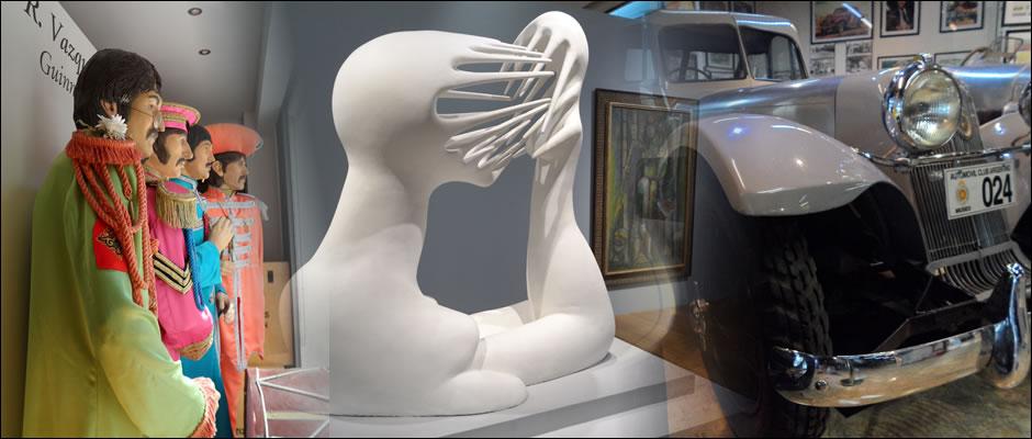 llueve en Buenos Aires: Museos de Buenos Aires