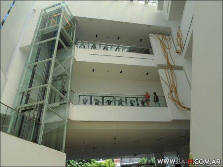 Interior del Museo de Arte Latinoamericano de Buenos Aires