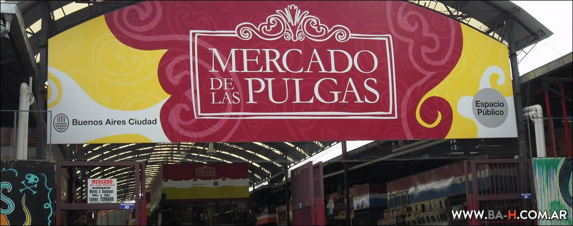 Mercado de las Pulgas Dorrego, Ciudad de Buenos Aires
