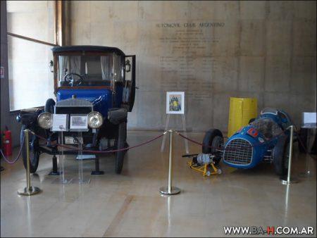 Museo del Automóvil Club Argentino, Museo ACA