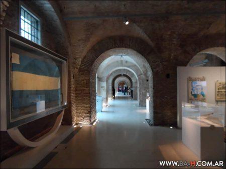 Pasillos del Museo del Bicentenario