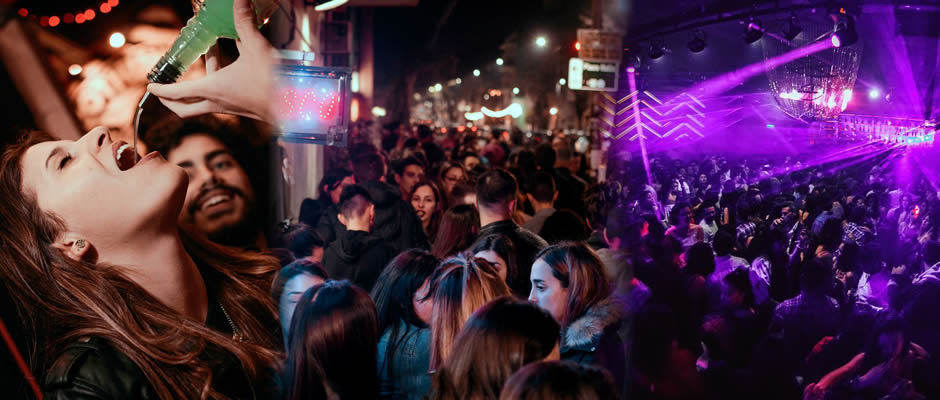 Salir de noche en Buenos Aires: Tour de Bares y Boliches en Palermo, Buenos Aires